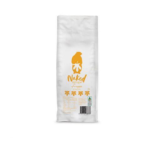 Buy Naked Syrups Frappe Base Of 1 Kilo Online