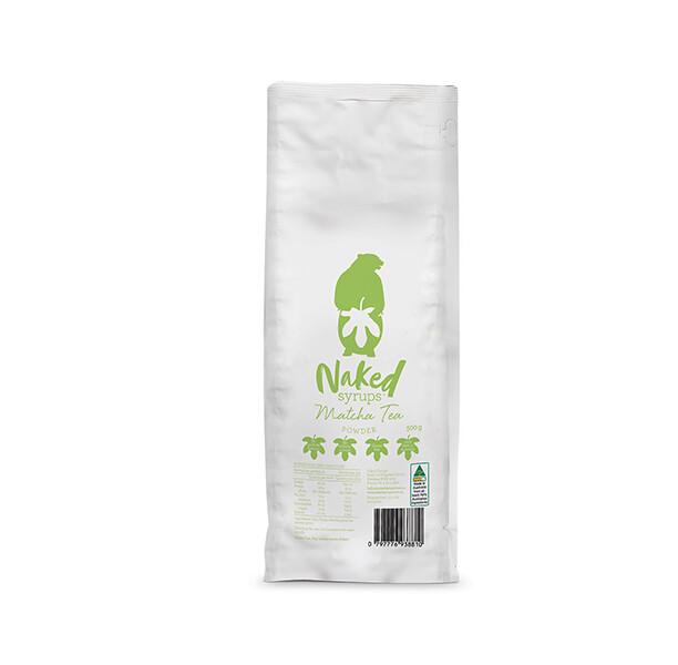 Buy Naked Syrups Matcha Powder Of 500 Grams Online