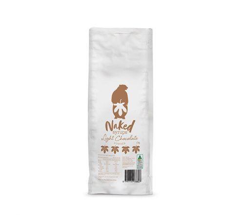 Buy Naked Syrups Light Chocolate Powder Of 1 Kilo Online