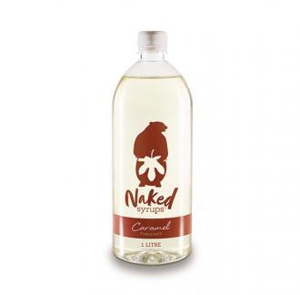 Buy Naked Syrups Caramel Flavoured 1 Litre Online