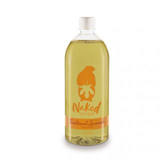 Buy Naked Syrups Traditional Lemonade Flavouring 1 LTR Online