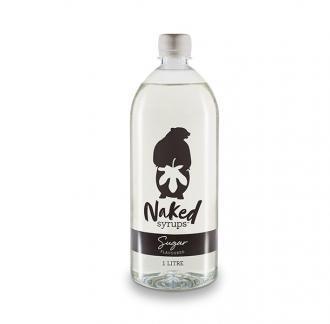 Buy Naked Syrups Liquid Sugar 1 LTR Online